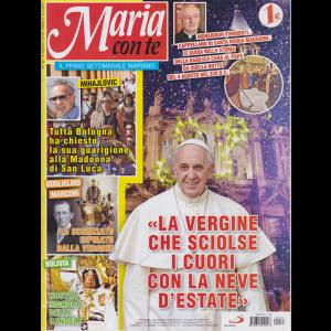 Maria Con Te - n. 31 - 4 agosto 2019 - settimanale