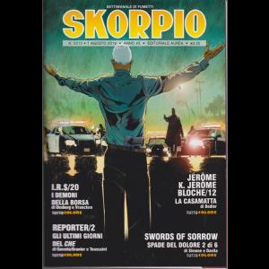 Skorpio - N. 2213 - 1 agosto 2019 - settimanale di fumetti
