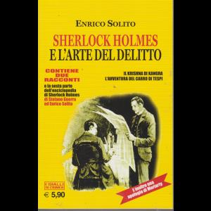 I gialli di Crimen - Sherlock Holmes e l'arte del delitto - mensile - n. 7 - luglio 2019 - di Enrico Solito