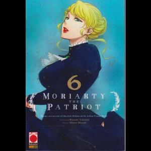 Manga Storie Nuova S - Moriarty The Patriot - n. 80 - 1 agosto 2019 - bimestrale