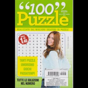100 Puzzle - n. 8 - bimestrale - agosto - settembre 2019 -