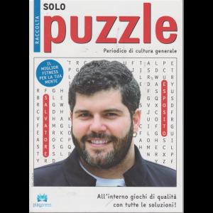 Raccolta solo puzzle - n. 58 - 31/7/2019 - bimestrale - Salvatore Esposito