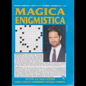 Magica Enigmistica - n. 59 - trimestrale - settembre - novembre 2019 -