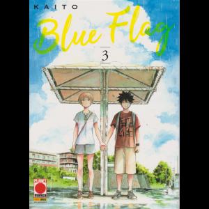 Capolavori Manga 137- Blue Flag 3 - bimestrale - 1 agosto 2019 -