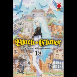 Purple - Black Clover 18 - n. 31 - 1 agosto 2019 - bimestrale