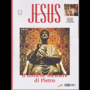 Jesus - Inchieste E Dibattiti sull'attualità religiosa - n. 8 - agosto 2019 -