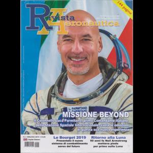 Rivista Aeronautica - n. 3 - bimestrale - maggio - giugno 2019 - 144 pagine