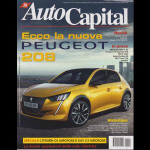 Auto Capital - n. 9 - mensile - agosto - settembre 2019 -