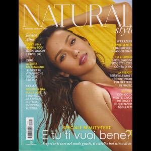 Natural Style - n. 194 - mensile - agosto 2019 -