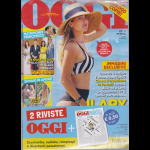 Oggi + Oggi enigmistica - n. 31 - 8/8/2019 - settimanale - 2 riviste