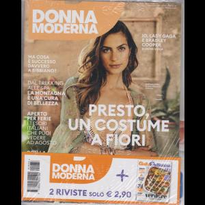 Donna Moderna - n. 33 - 1 agosto 2019 - setimanale + Giallo Zafferano - 2 riviste
