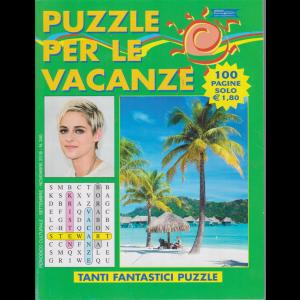 Puzzle per le vacanze - n. 340 - settembre - novembre 2019 - 100 pagine