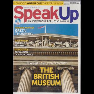Speak Up - n. 413 - agosto 2019 - mensile - rivista + cd audio