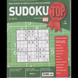 Sudoku Top - n. 3 - 2/8/2019 -