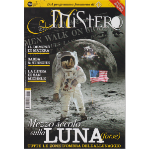 Rti Magazine - Mistero Mag n. 60 - 1 marzo 2019 - mensile
