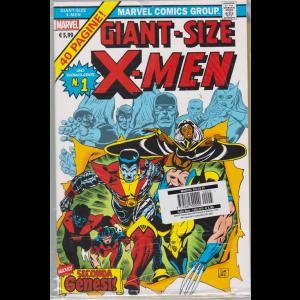 Marvel Tales - Giant - size x-men - n. 27 - mensile - 1 agosto 2019 - 40 pagine!