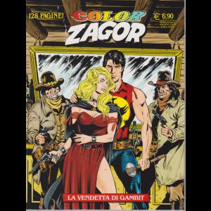 Zagor Speciale Color - La Vendetta Di Gambit - n. 9 - semestrale - agosto 2019 - 128 pagine!