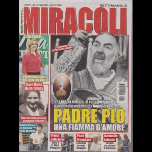 Miracoli - n. 20 - 1 agosto 2019 - settimanale