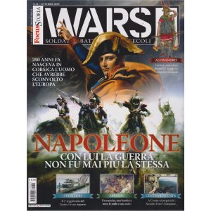 Focus Storia Wars - n. 34 - 3 agosto 2019 - trimestrale