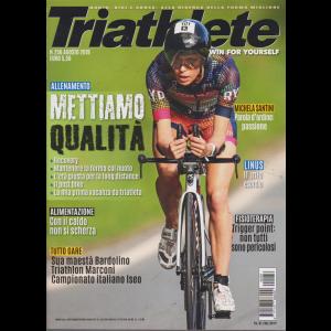 Triathlete - n. 256 - agosto 2019 - bimestrale