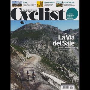 Cyclist - n. 36 - mensile - agosto - settembre 2019