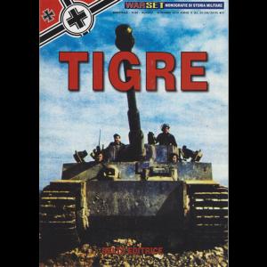 War Set - Tigre - n. 84 - agosto - settembre 2019 - bimestrale