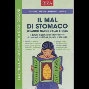 Riza  - Il mal di stomaco quando nasce dallo stress - n. 16 - agosto 2019 -