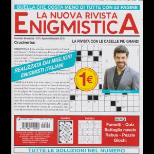 La Nuova Rivista Enigmistica - n. 29 - bimestrale - agosto - settembre 2019 -