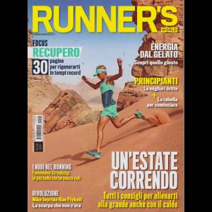 Runner's World - n. 8 - mensile - agosto 2019