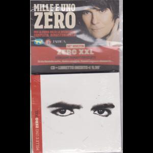 Cd Musicali Di Sorrisi- n- 32 - Mille e uno Zero - Zero XXL - cd + libretto inedito