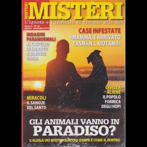 Misteri - n. 23 - agosto - settembre 2019 - bimestrale -