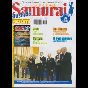 Samurai Bushido - Pugilato - n. 2 - febbraio 2019 - 80 pagine