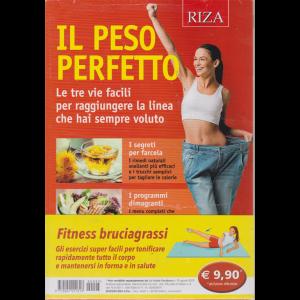 Le ricette Perdipeso - Il peso perfetto - n. 95 - agosto 2019 -