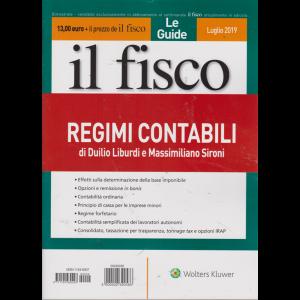 Speciale Il Fisco - Regimi Contabili - Le guide - bimestrale - luglio 2019 -