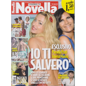 Novella 2000 - n. 33 - settimanale - 7 agosto 2019