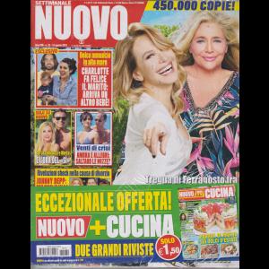 Settimanale Nuovo + - Nuovo Cucina - n. 32 - 14 agosto 2019 - 2 riviste