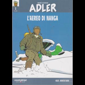 Albi Avventura - Adler - L'aereo di Nanga - n. 1 - settimanale