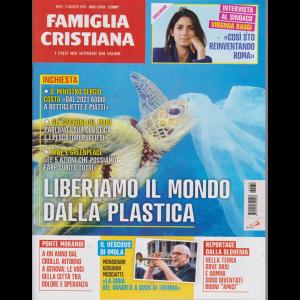 Famiglia Cristiana - n. 32 - 11 agosto 2019 - settimanale