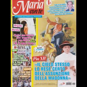 Maria Con Te - n. 32 - 11 agosto 2019 - settimanale