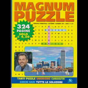 Magnum Puzzle - n. 59 - trimestrale - settembre - novembre 2019 - 324 pagine -