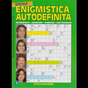 Speciale Enigmistica autodefinita - n. 99 - trimestrale - settembre - novembre 2019 -