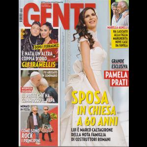 Gente - n. 9 - 9/3/2019 - settimanale di attualità