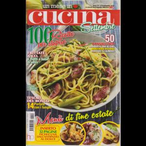 Un Mese In Cucina - n. 9 - settembre 2019 - mensile -