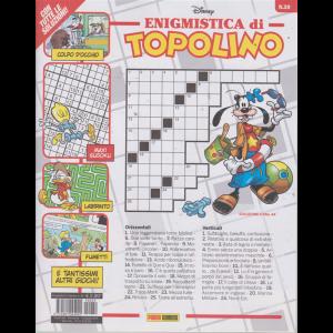 Enigmistica Di Topolino - n. 39 - bimestrale - 10 agosto 2019 -