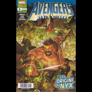 Avengers Senza Ritorno - n. 3 - Le origini di Nyx - quindicinale - 8 agosto 2019 -