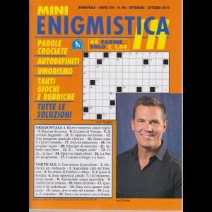Mini Enigmistica In - n. 96 - bimestrale - settembre - ottobre 2019 - 68 pagine