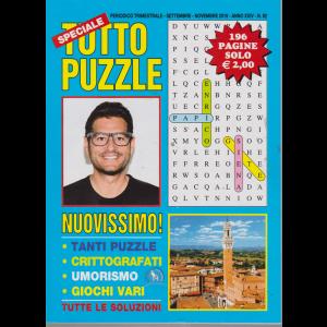 Speciale Tutto Puzzle - n. 92 - trimestrale - settembre - novembre 2019 - 196 pagine