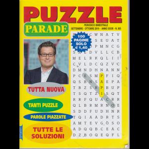Puzzle Parade - n. 305 - bimestrale - settembre - ottobre 2019 - 100 pagine - Enrico Papi