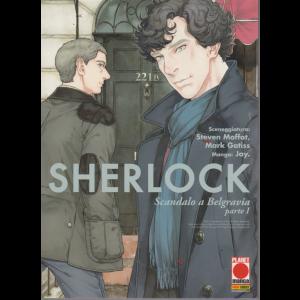 Manga Mix - Sherlock 4 - n. 122 - bimestrale - 8 agosto 2019 - Scandalo a Belgravia parte I -