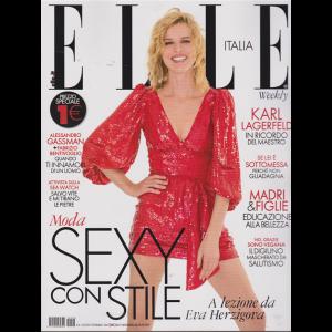 Elle - n. 8 - 9/3/2019 - settimanale -